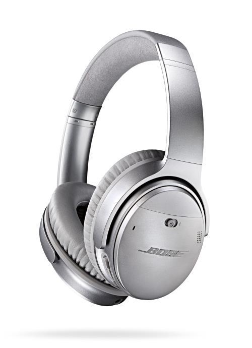 Casque audio sans-fil Bose QuietComfort 35 (V1) - argent