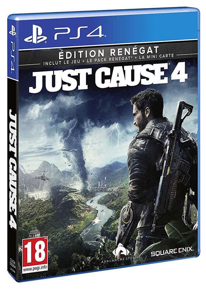 Just Cause 4 - Édition Renégat sur PS4 et Xbox One