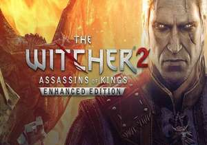 The Witcher 2: Assassins of Kings - Édition Enhanced sur PC (Dématérialisé)