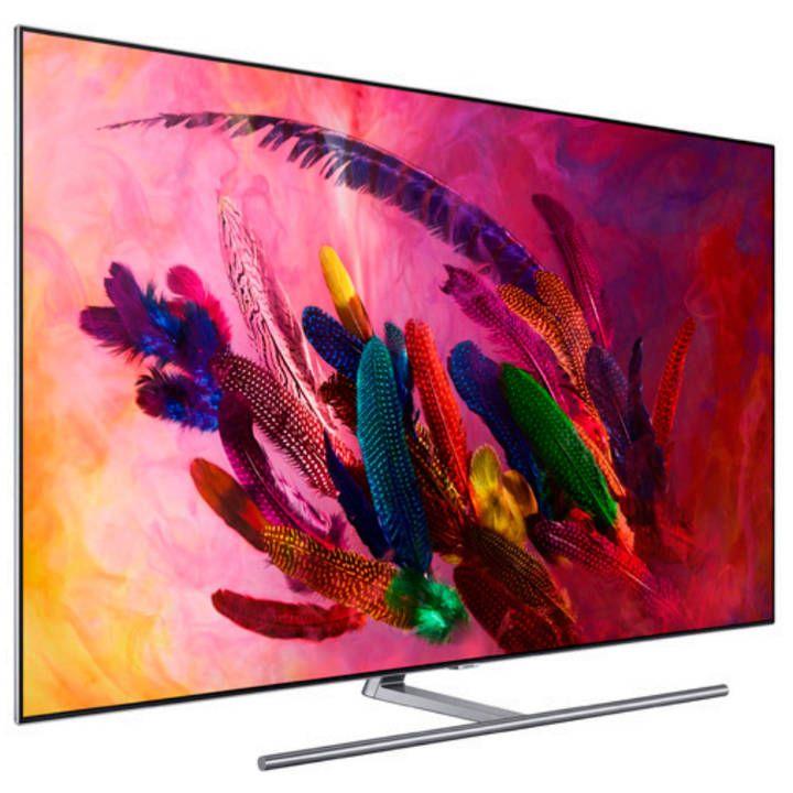 "TV QLED 65"" Samsung QE65Q7FN - UHD 4K, HDR, Smart TV (Frontaliers Suisse)"