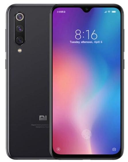 "Smartphone 6.39"" Xiaomi Mi 9 (Global Version) - Full HD+, Snapdragon 855, RAM 6Go, 128Go"