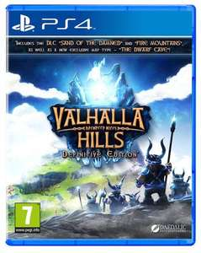 Valhalla Hills - Definitive Edition sur PS4 (Vendeur Tiers)