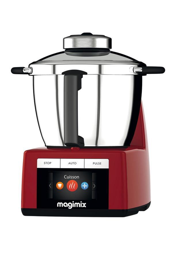 [Adhérents] Robot Cuiseur Multifonction Magimix Cook Expert Rouge