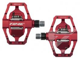 Pédales pour VTT - Time Speciale 12 Red (TM.041)
