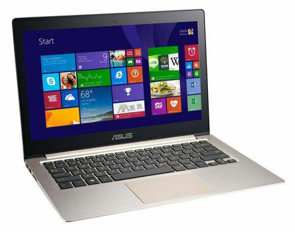 """PC Portable 13,3"""" Asus ZenBook UX303UA-R4107T (Intel Core i5-6200U, Full HD, 8Go RAM, SSD 256 Go, Intel HD Graphics 520)"""