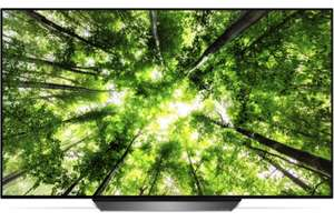 "TV 55"" LG OLED55B8 - 4K UHD, OLED, Smart TV (Frontaliers Belgique)"