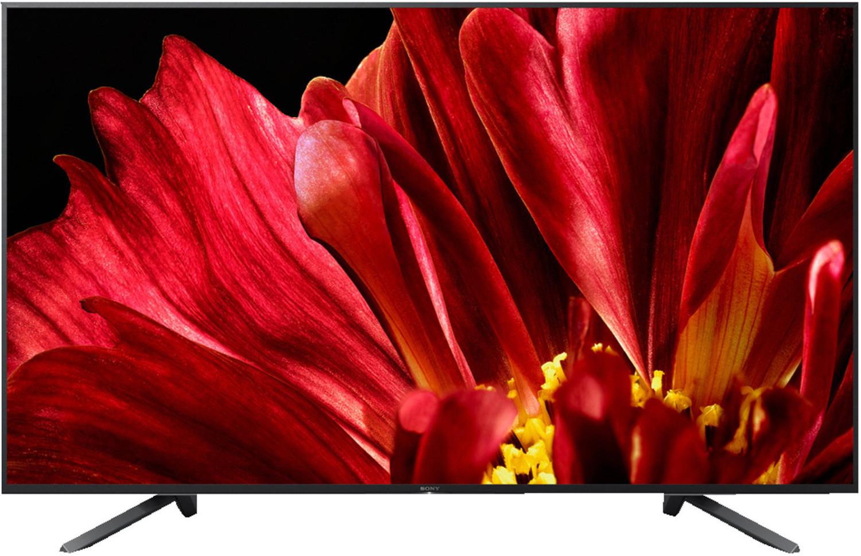"TV 65"" Sony KD-65ZF9 - 4K UHD, LED, Smart TV (Coolblue, frontaliers Belgique)"