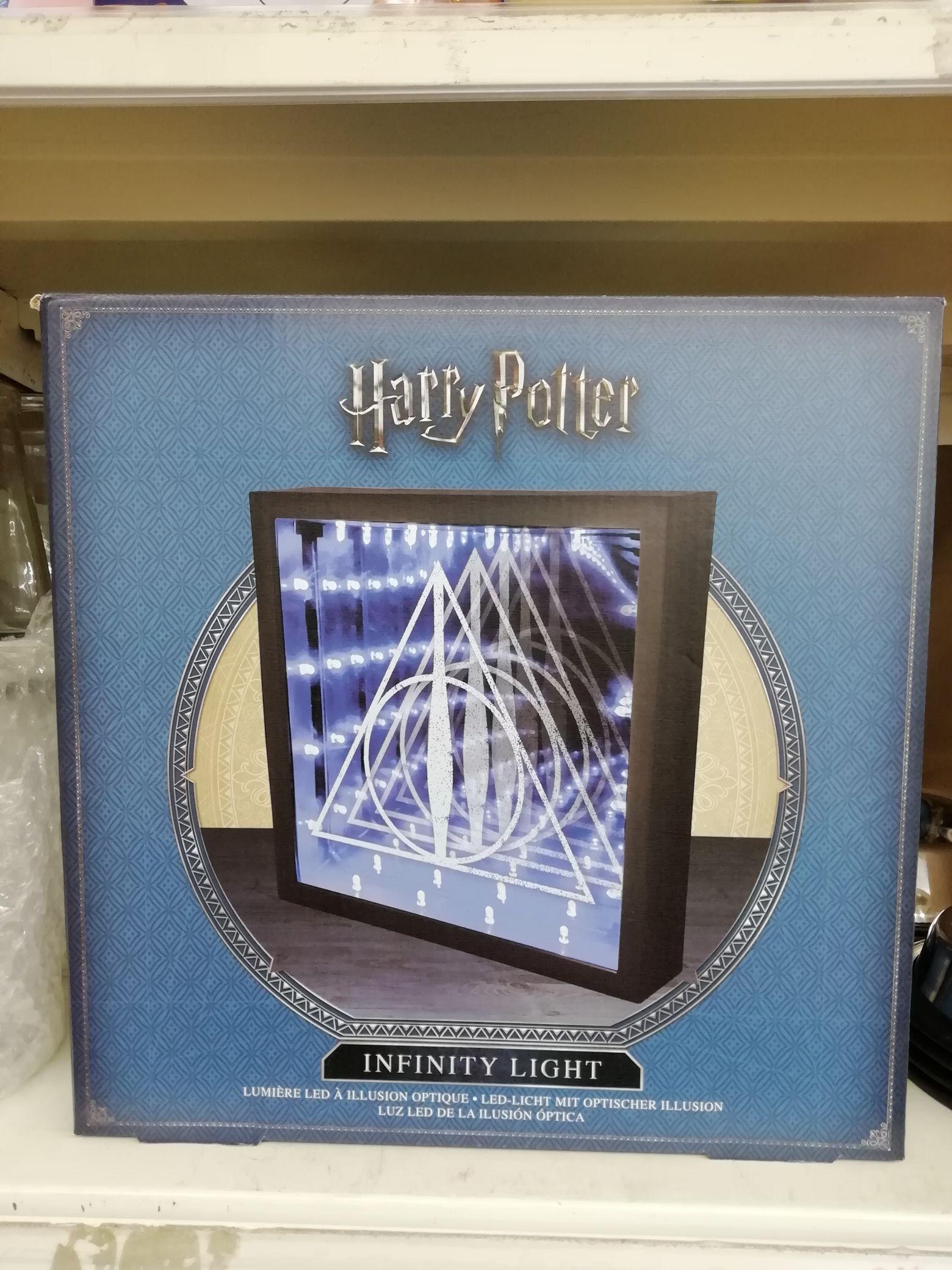 Lumière Led Illusion d'optique Harry Potter - Lunéville (54)