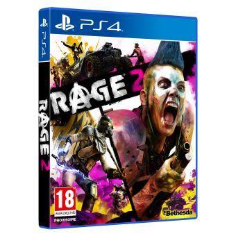 Jeu Rage 2 sur PS4 (Vendeur tiers)
