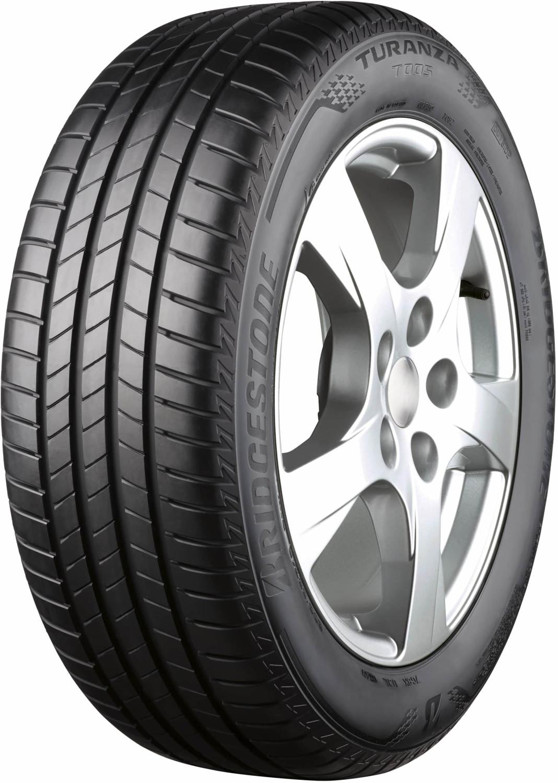 Pneu Bridgestone T005 205 55 16 91W (avec montage inclus)