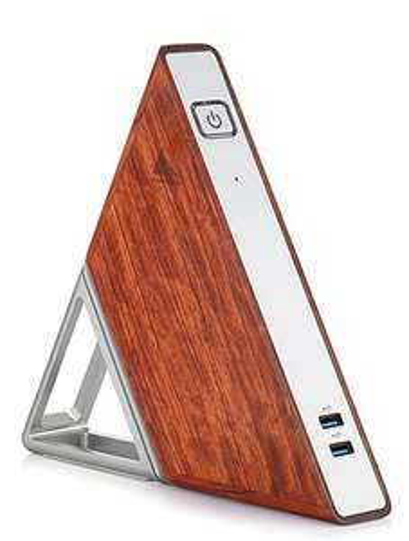 Mini PC Acute Angle AA - Appolo N3450, 8Go RAM, 64Go eMMC, 128Go SSD, Gigabit, 3 USB3.0