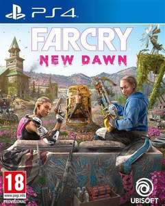 Jeu Far Cry New Dawn sur PS4 & Xbox One