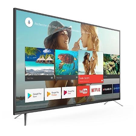 "TV 43"" Thomson 43UZ6006 - UHD 4K, HDR, Android TV"