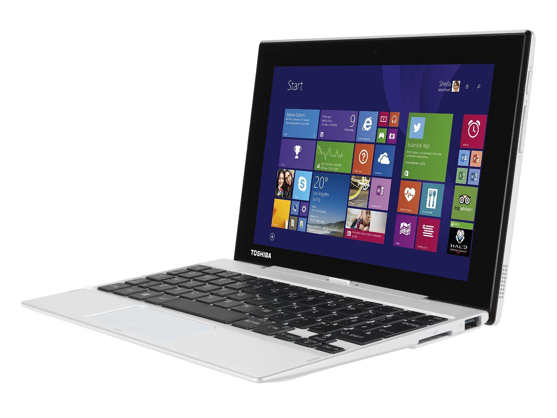 """PC Portable 8.9"""" Toshiba Satellite Click Mini - 32 Go (via ODR de 100€)"""