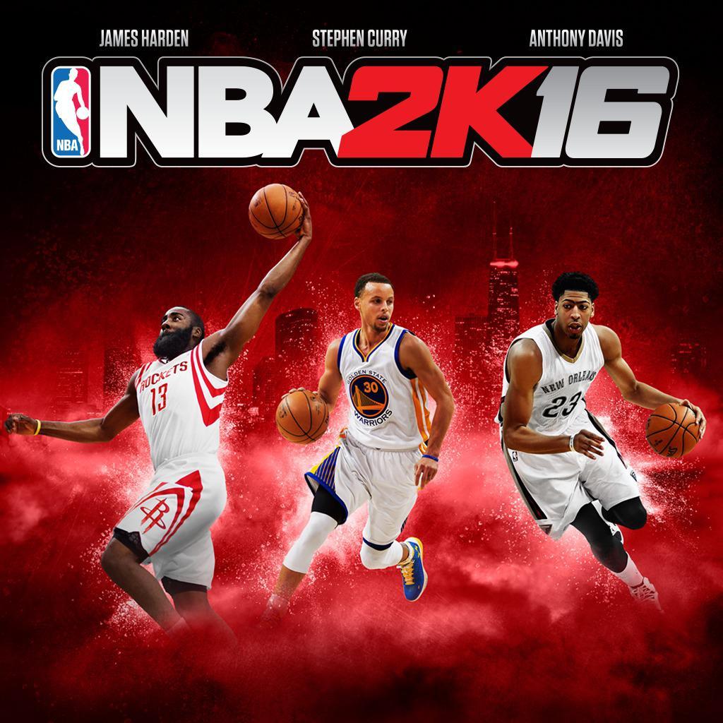 Jeu NBA 2k16 sur PC jouable gratuitement ce week-end