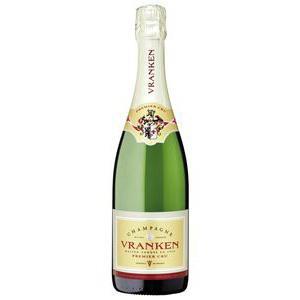 Bouteille de Champagne brut Vranken Premier Cru - 75cl (via 18.56€ fidélité)