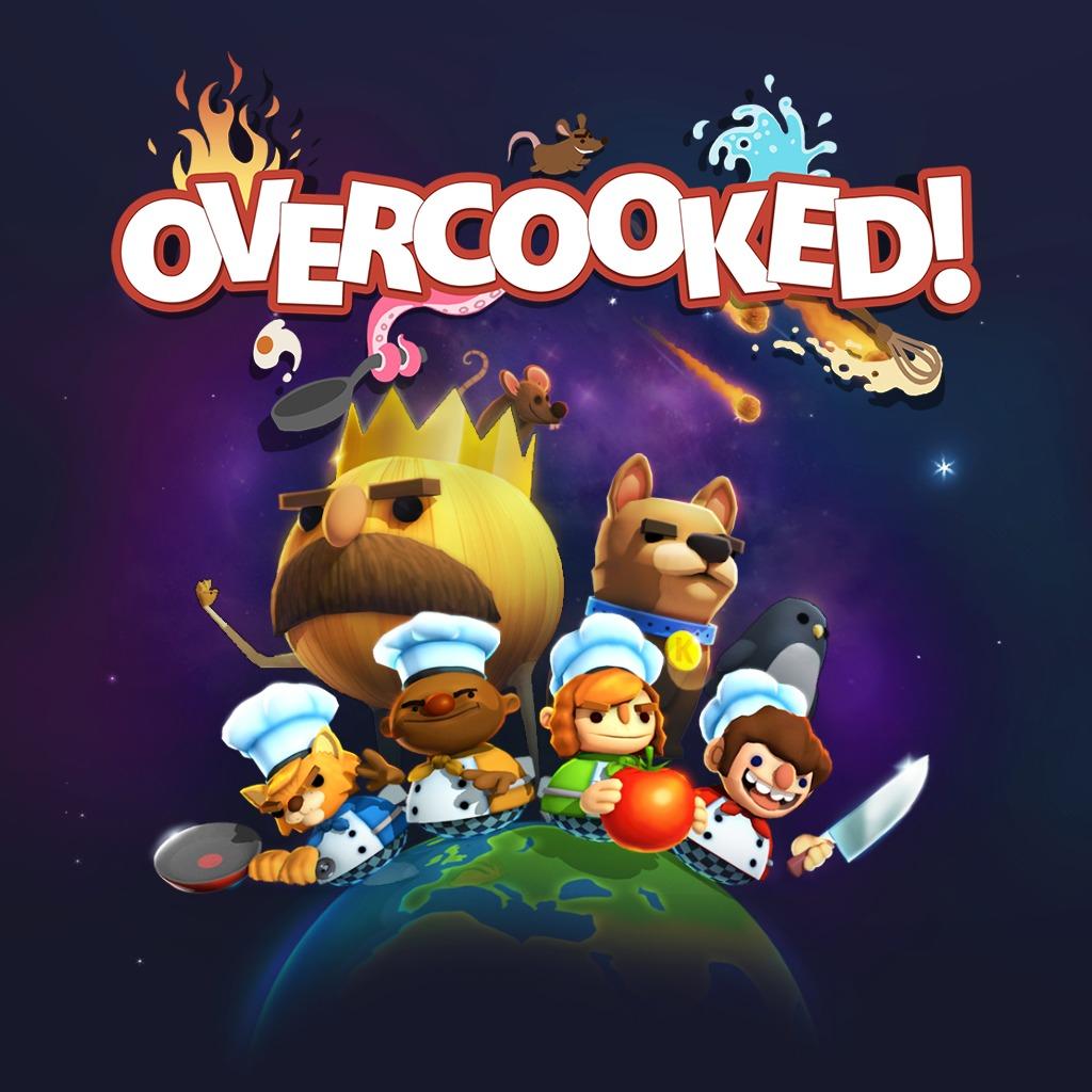 Overcooked sur PC (dématérialisé, Steam)