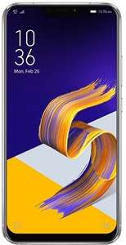 "Smartphone 6.2"" Asus Zenfone 5 - full HD+, SnapDragon 636, 4 Go de RAM, 64 Go, argent ou noir"