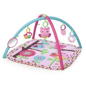 [CDAV] Tapis d'éveil interactif pour bébé - Démontable et transportable facilement