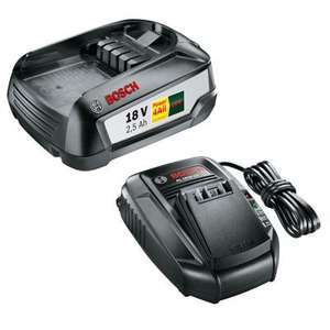 Batterie Lithium + Chargeur Bosch Power 4 all