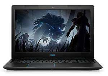 """PC portable 17.3"""" Dell G3 - i7-8750H, GTX-1060 Max Q (6 Go), 8 Go de RAM, 1 To + 128 Go en SSD, Ubuntu Linux"""