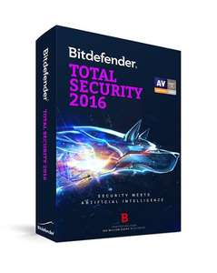 Logiciel Bitdefender Total Security 2016 gratuit (Licence de 6 mois)