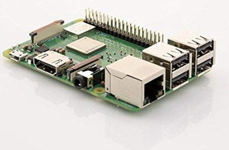 Carte de Développement Raspberry Pi 3Modèle B+ (Vendeur Tiers)