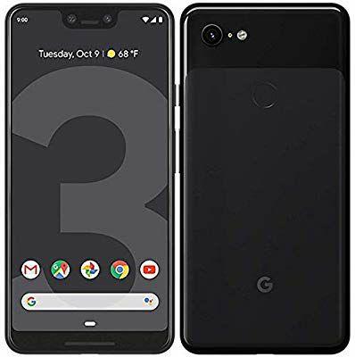 """Smartphone 6.3"""" Google Pixel 3 XL - 64Go - Noir ou Blanc (Frontaliers Allemagne)"""