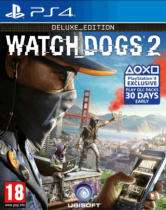 Watch Dogs 2 Deluxe Edition sur PS4 & Xbox One