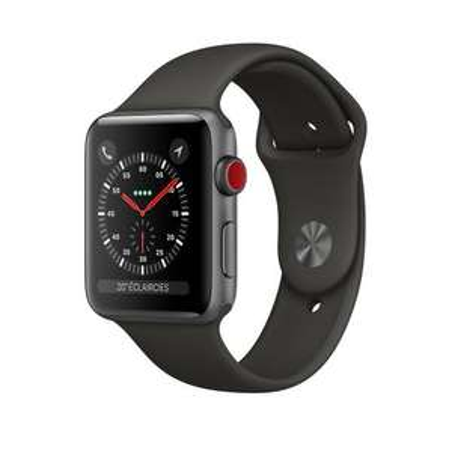 Sélection de produits reconditionnés en vente flash - Ex : Montre Apple Watch 3 Cellular 38mm à 210€ au lieu de 449€