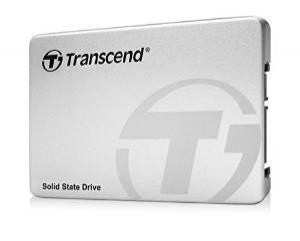 SSD interne 2,5'' Transcend SSD370S (Mémoire MLC) -1 To avec adaptateur 3,5''