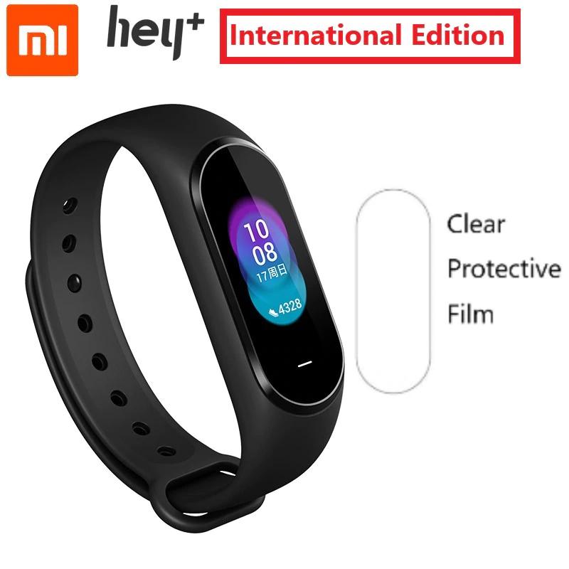 Bracelet connecté Xiaomi Hey plus B1800 -Amoled, NFC (Version Internationale)