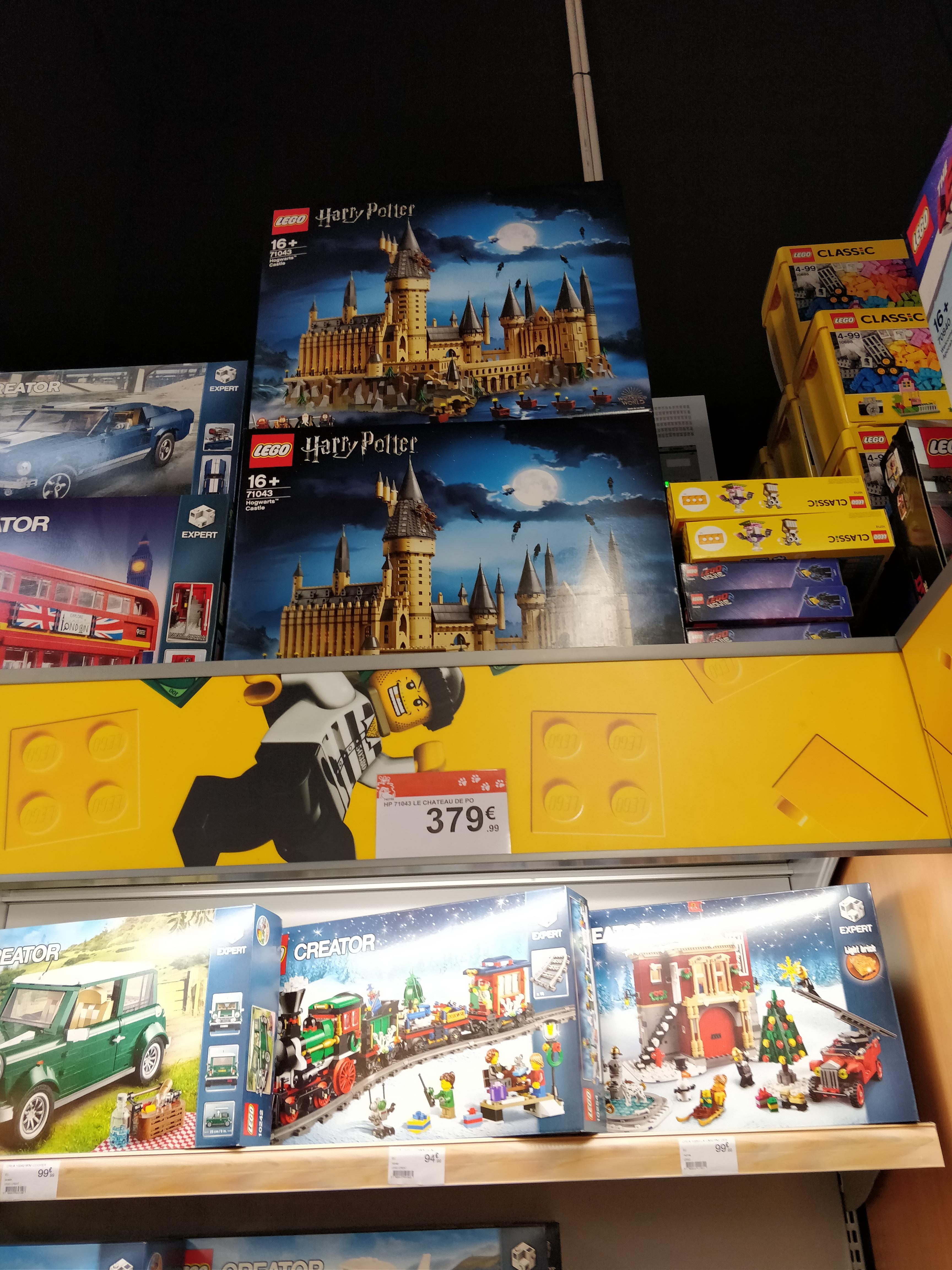 Lego Château Harry Potter - 71043 - Guipavas (29)