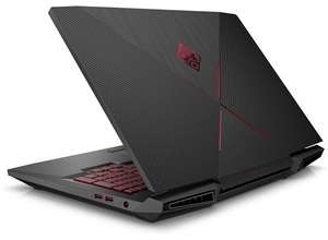 """PC portable 17"""" HP OMEN 17-an112nf - i7 8750H - RAM 16Go, HDD 1To + SSD 256 Go, GTX 1070"""