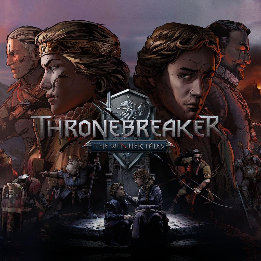 Soldes GoG: 2000 jeux PC en promotion - Ex: Thronebreaker: The Witcher Tales (Dématérialisé)