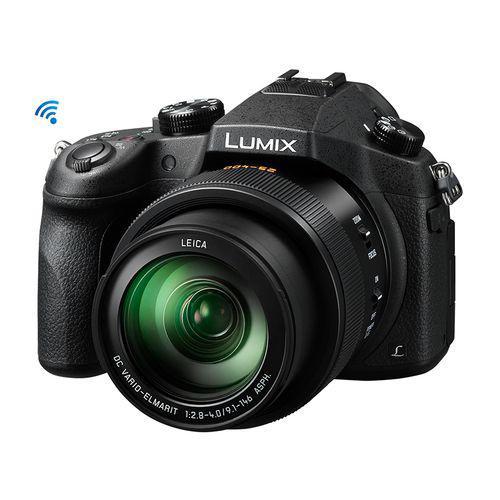 Appareil photo Bridge Panasonic Lumix DMC FZ1000 - Vidéo 4K wifi, NFC
