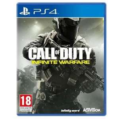 Call of duty infinite warfare sur PS4 (Vendeur tiers)