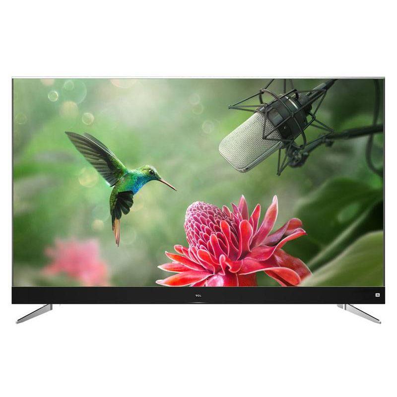 "TV 55"" TCL U55C7006 avec Barre de son JBL intégrée - LED Edge, 4K UHD, HDR 10, Android TV (Via ODR de 100€)"