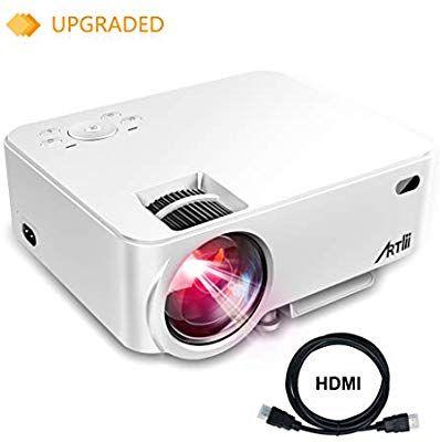 Videoprojecteur Portable Artlii - LED HD 480p (Vendeur tiers)