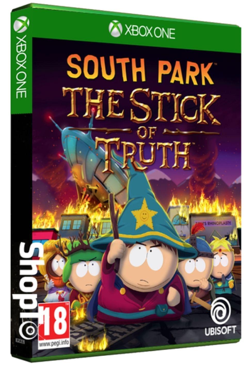 South Park : Le Bâton de la vérité sur Xbox One