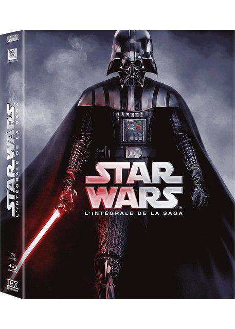 Coffret Blu-ray La saga Star Wars
