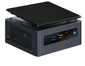 Mini PC Barebone Intel NUC NUC8I5BEH - i5-8259U, HD Graphics 655, Wi-Fi AC / Bluetooth 5.0