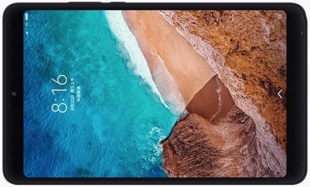 "Tablette tactile 8"" Xiaomi Mi Pad 4 - full HD, SnapDragon 660, 3 Go de RAM, 32 Go, Wi-Fi"