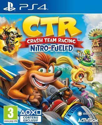 [Précommande] Crash Team Racing Nitro-Fueled sur PS4, Xbox One et Nintendo Switch + 5€ en Bon d'achat