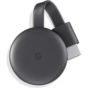 Récepteur multimédia Google Chromecast 3 (via 10€ sur la carte de fidélité) - Dieppe (76)