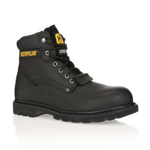 Bottines Caterpillar Cuir Sheffield (taille 40 à 44)