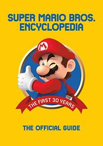 Livre Super Mario Encyclopedia: The Official Guide to the First 30 Years (en Anglais)