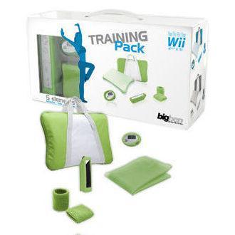 BIGBEN Training Pack vert Wii-Fit