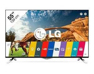 "TV 55"" LG 55UF695V Smart LED Ultra HD 4K"