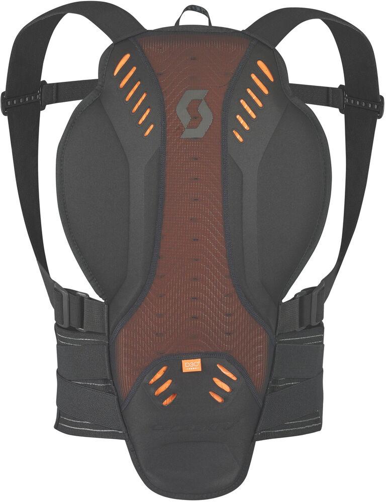 Protection dorsale pour motard Scott Back Protector Soft CR II - Tailles XL et XXL